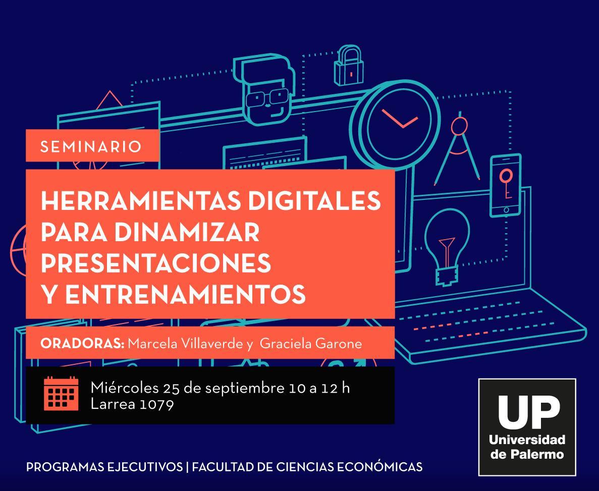 Seminario – Herramientas digitales