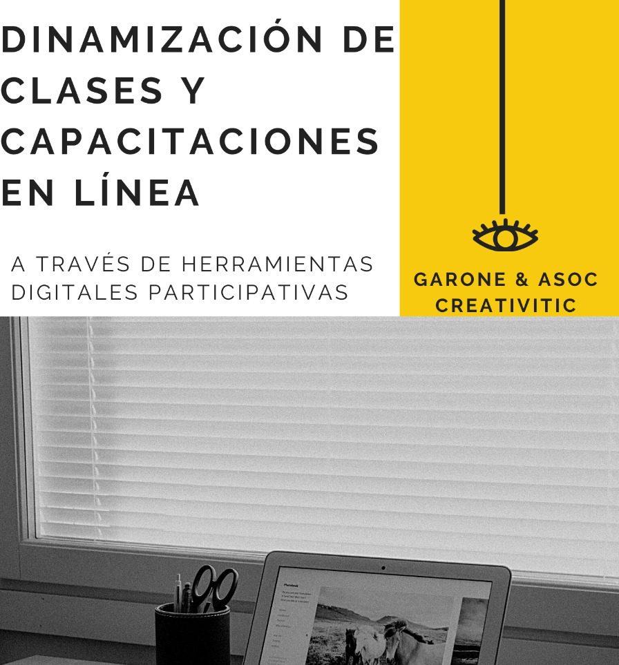 Dinamización de clases en línea a través de herramientas digitales participativas